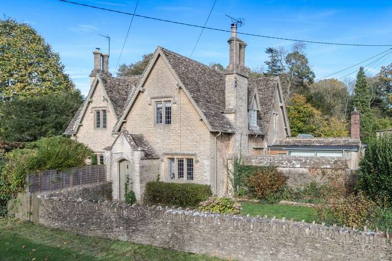 3 Bedrooms Cottage House for sale in Westonbirt, Tetbury