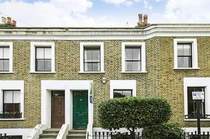 3 Bedrooms House for sale in Mehetabel Road, Hackney, E9