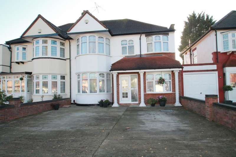 4 Bedrooms Semi Detached House for sale in MARLANDS ROAD, CLAYHALL