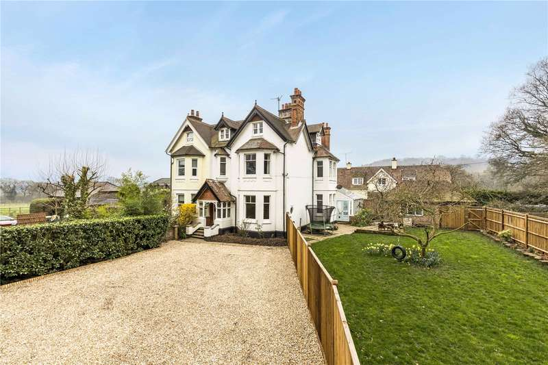 7 Bedrooms Semi Detached House for sale in Fox Hill, Petworth, West Sussex, GU28
