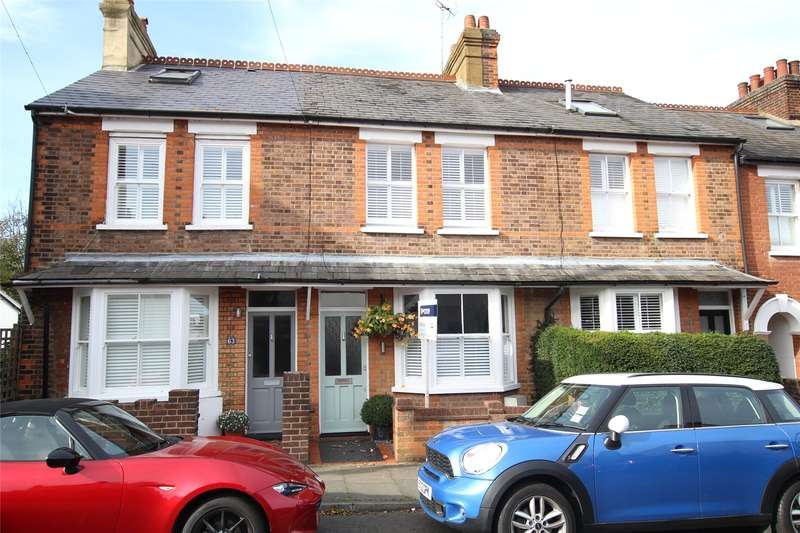 2 Bedrooms Terraced House for sale in Dalton Street, St. Albans, Hertfordshire, AL3