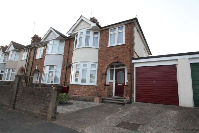 3 Bedrooms Semi Detached House for rent in Prettyman Road, Ipswich