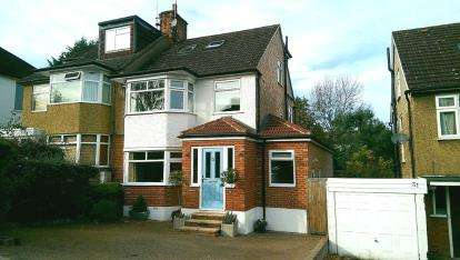 4 Bedrooms Semi Detached House for sale in Monks Avenue, Barnet