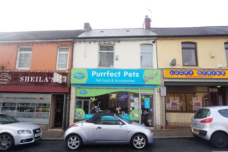 Commercial Property for sale in Penallta Road, Ystrad Mynach, Hengoed, CF82