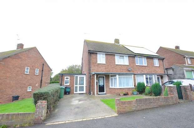 4 Bedrooms Semi Detached House for sale in Edmonton Road, Bexhill-on-Sea, TN39
