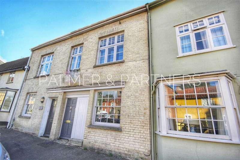 4 Bedrooms Terraced House for sale in Chapel Street, Bildeston, Ipswich