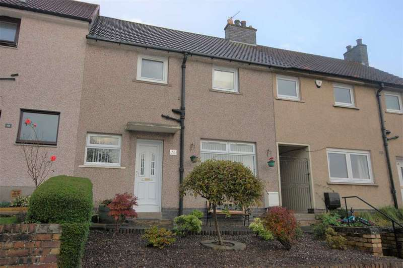 3 Bedrooms Terraced House for sale in Blair Drive, Dunfermline