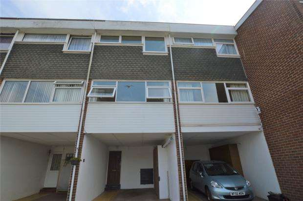 2 Bedrooms Terraced House for sale in Brookdale Court, Brookdale Close, Brixham, Devon