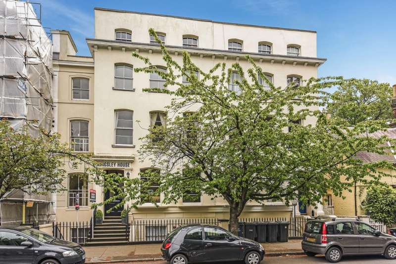 2 Bedrooms Flat for sale in Kingsley House, London Road, Harrow on the Hill, HA1