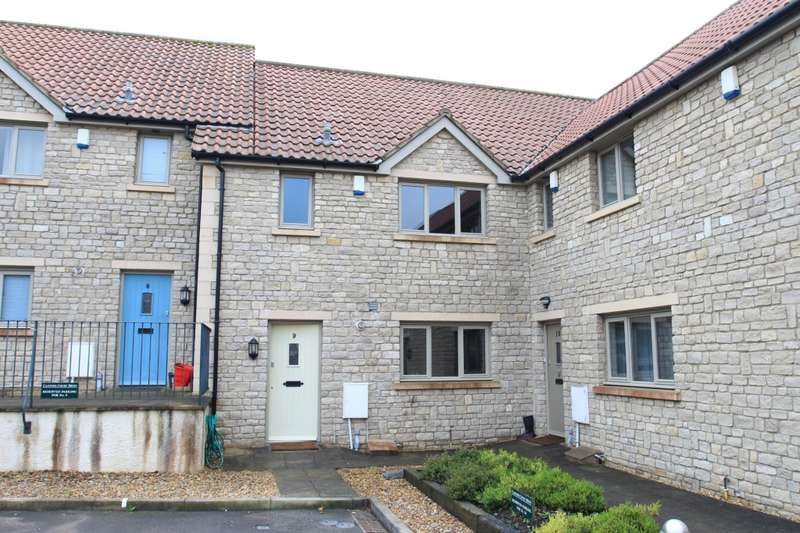 3 Bedrooms Terraced House for sale in Canons Court Mews, Bradley Green, Wotton-under-Edge, GL12