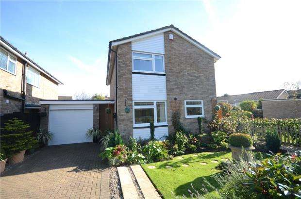 3 Bedrooms Detached House for sale in Ruddlesway, Windsor, Berkshire