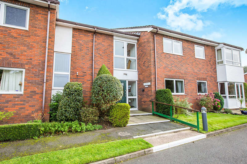 2 Bedrooms Flat for sale in Priesty Court, Congleton, CW12