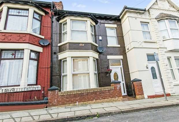 3 Bedrooms Terraced House for sale in Thurston Road, Liverpool, Merseyside