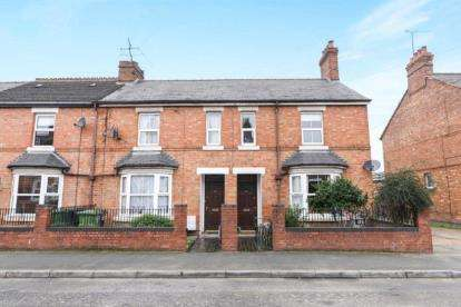 3 Bedrooms Terraced House for sale in Kings Road, Evesham, Worcestershire