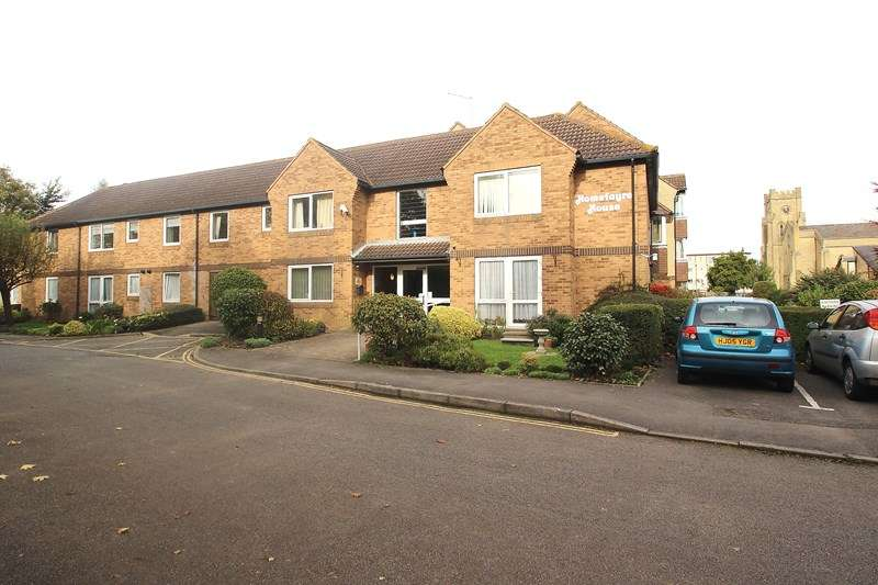 1 Bedroom Retirement Property for sale in Western Road, Fareham