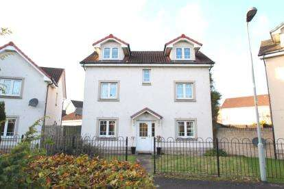 4 Bedrooms Detached House for sale in Old Well Road, Bathgate
