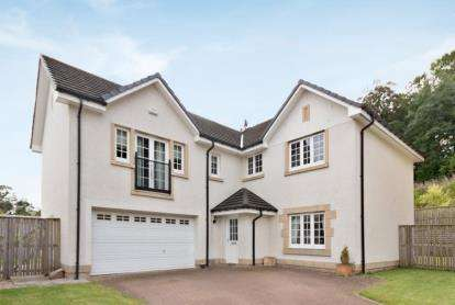 5 Bedrooms Detached House for sale in Mary Slessor Wynd, Rutherglen, Glasgow, South Lanarkshire