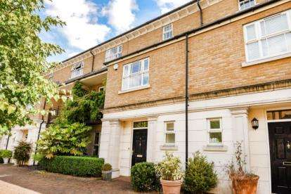 4 Bedrooms Terraced House for sale in Waterside Avenue, Beckenham