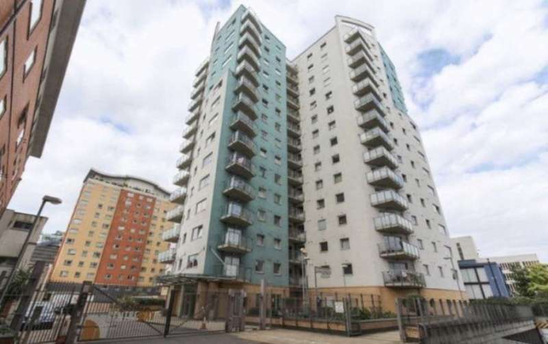 1 Bedroom Flat for sale in City View, Axon Place, Ilford, IG1 1NH