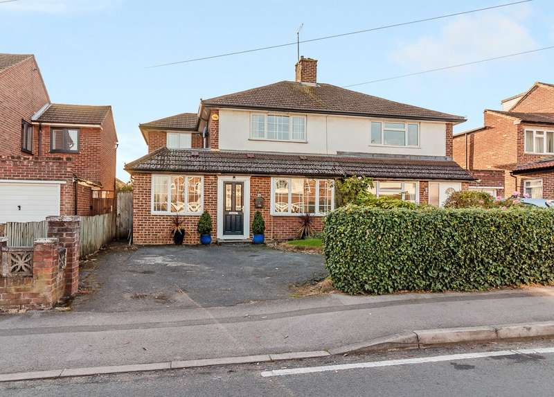 3 Bedrooms Semi Detached House for sale in New Haw