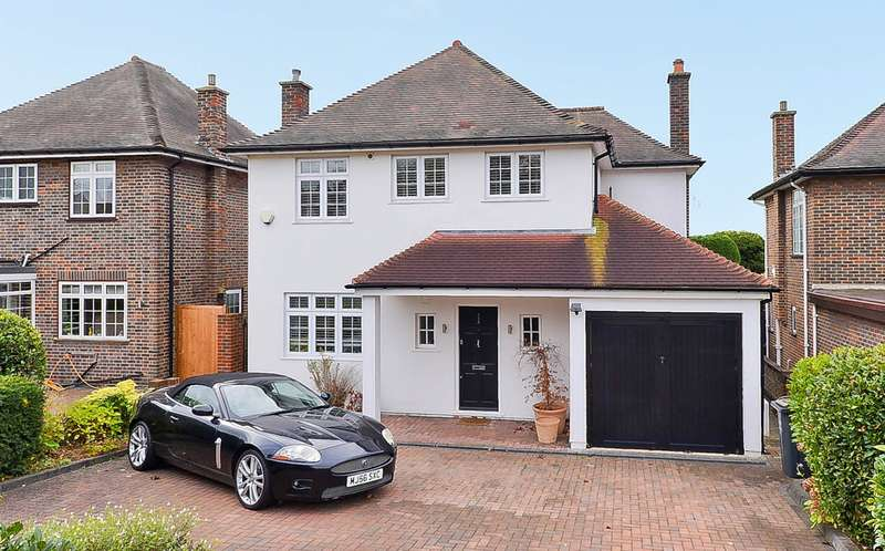 3 Bedrooms Detached House for sale in Kenwood Drive, Beckenham, BR3