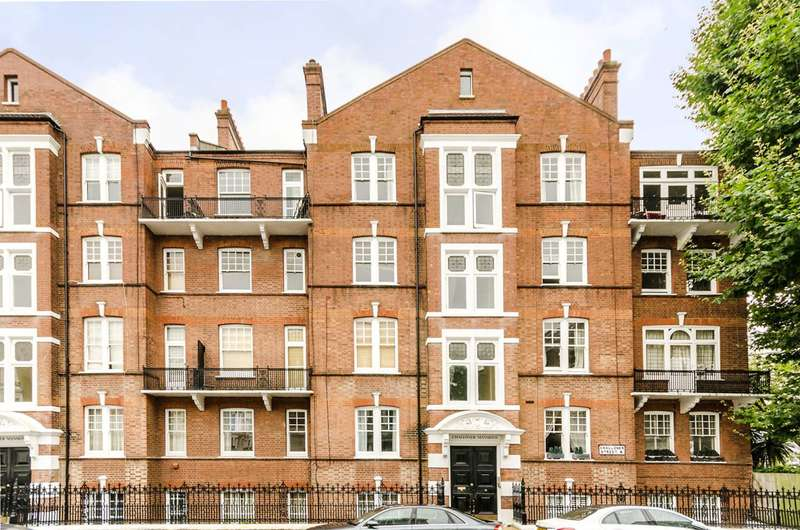 2 Bedrooms Flat for sale in Challoner Street, Barons Court, W14