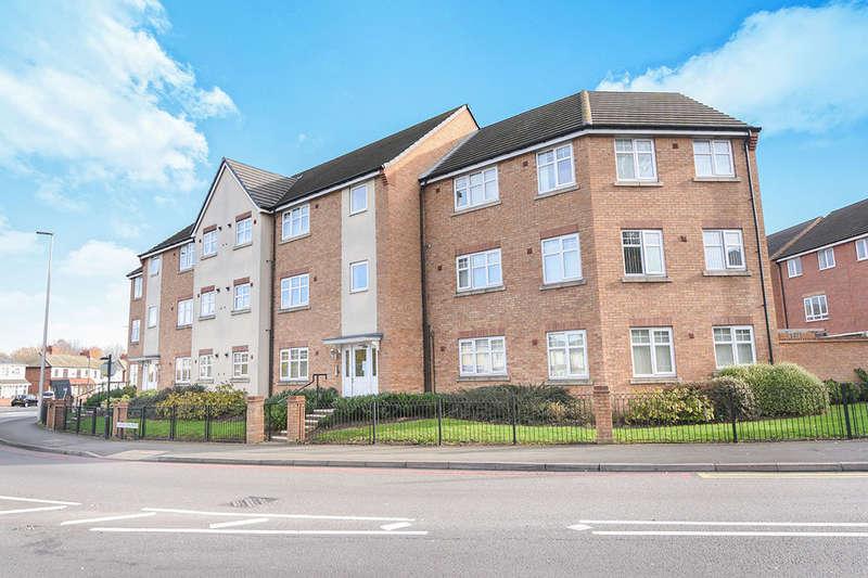 2 Bedrooms Flat for sale in Birmingham Road, Oldbury, B69