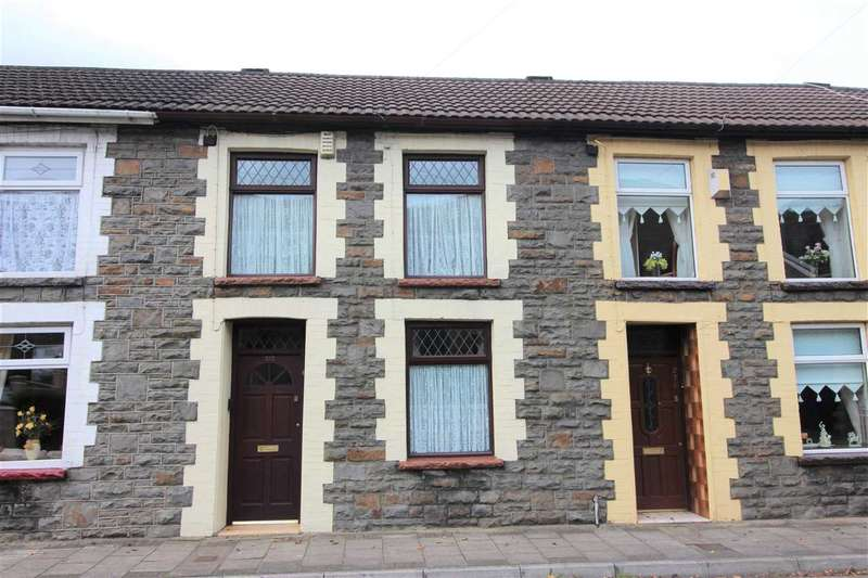 2 Bedrooms Terraced House for sale in Ynyscynon Road, Tonypandy
