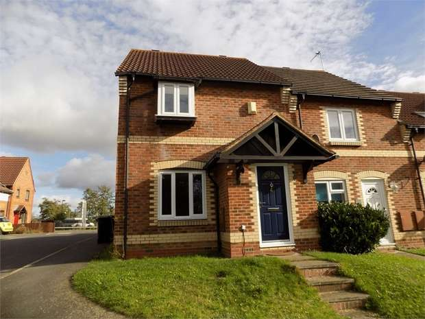3 Bedrooms End Of Terrace House for rent in Augustus Road, Hockliffe, Bedfordshire