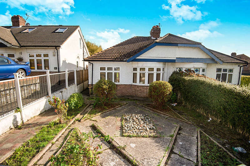 2 Bedrooms Semi Detached Bungalow for sale in Old Harrow Road, St. Leonards-On-Sea, TN37