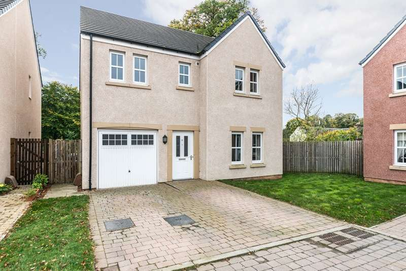 4 Bedrooms Detached Villa House for sale in Redpath Crescent, Galashiels, TD1 2QG