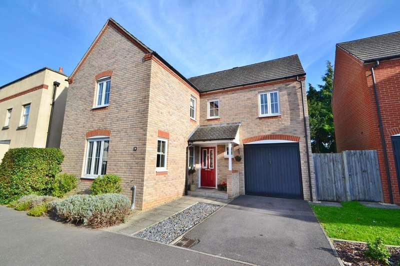 4 Bedrooms Detached House for sale in Harnham