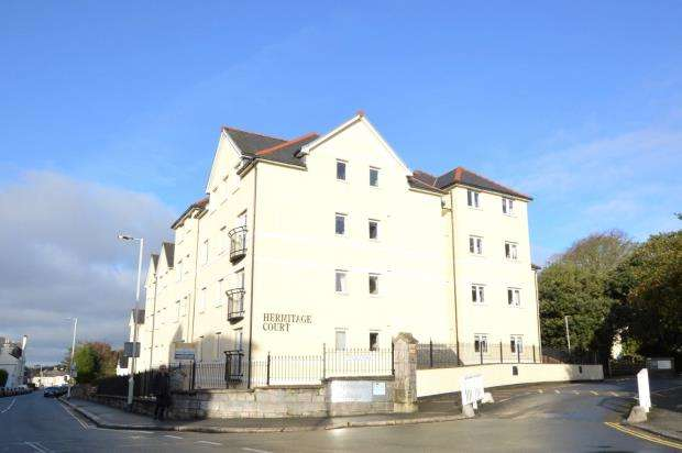 1 Bedroom Flat for sale in Hermitage Court, 1 Ford Park, Plymouth, Devon