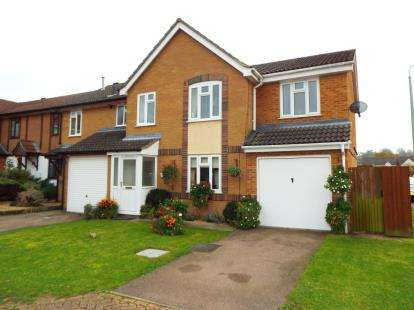 4 Bedrooms End Of Terrace House for sale in Great Cornard, Sudbury, Suffolk