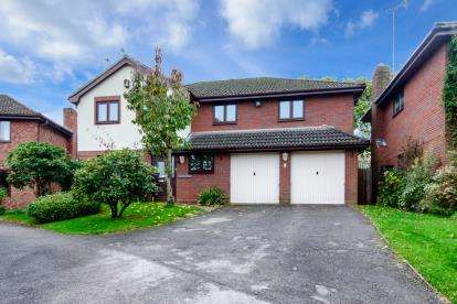 5 Bedrooms Detached House for sale in Chandler's Ford, Eastleigh, Hampshire