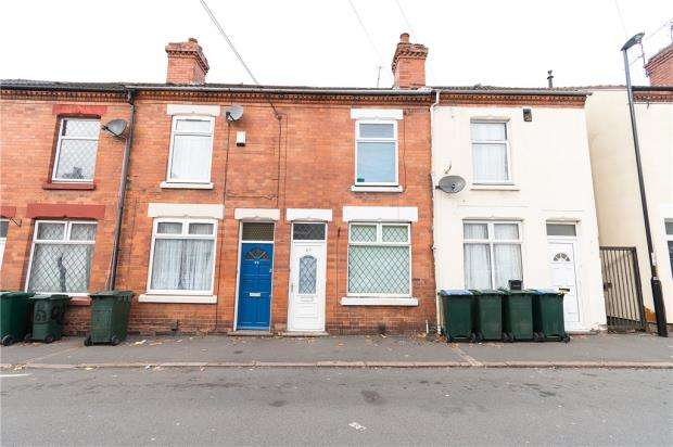 2 Bedrooms Terraced House for sale in Coronation Road, Hillfields, Coventry, West Midlands