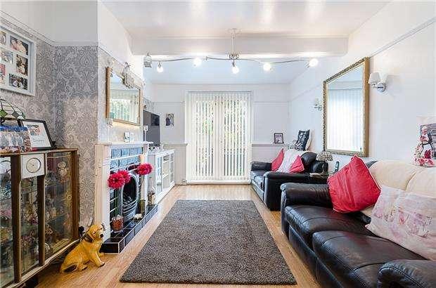 2 Bedrooms Terraced House for sale in Keynsham Walk, Morden, Surrey, SM4 6NW