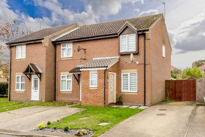 2 Bedrooms End Of Terrace House for sale in Nicholas Hamond Way, Swaffham
