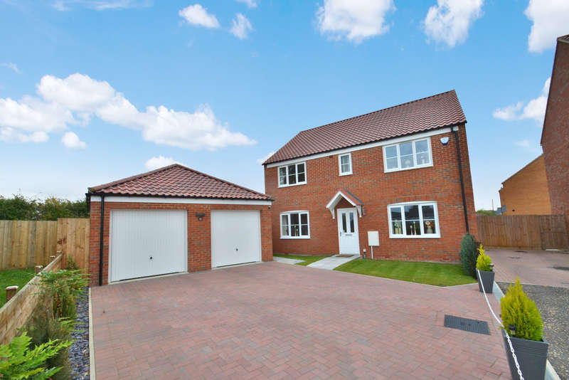 5 Bedrooms Detached House for sale in Barley Close, Harleston