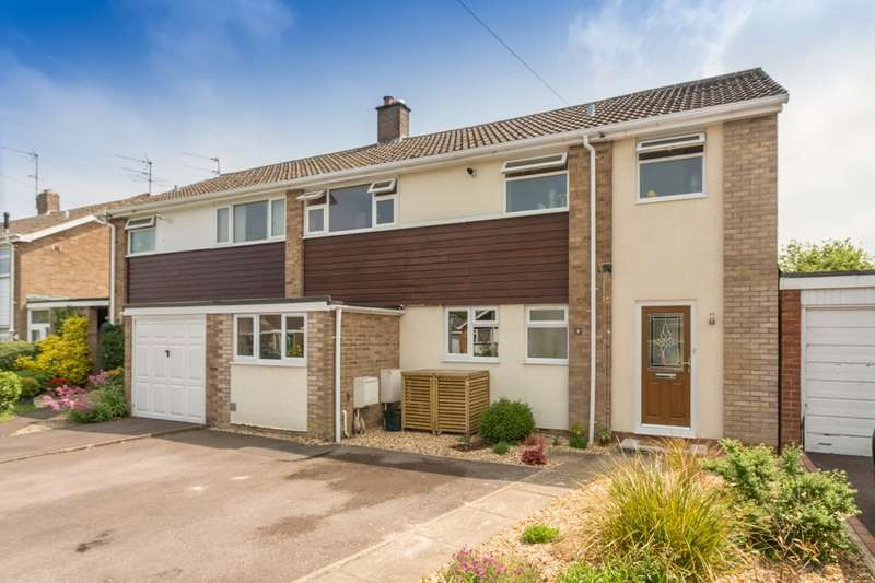 4 Bedrooms Semi Detached House for sale in Leckhampton