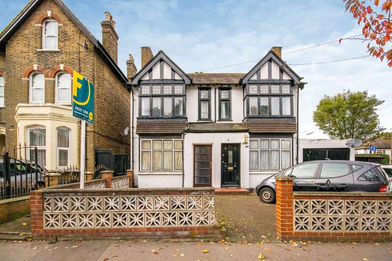 4 Bedrooms House for sale in Dagnall Park, Selhurst, SE25