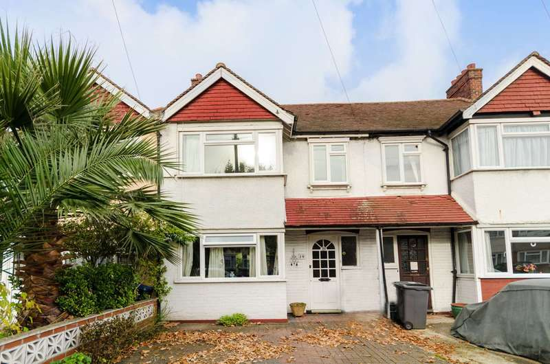 3 Bedrooms House for sale in Woodfield Gardens, New Malden, KT3