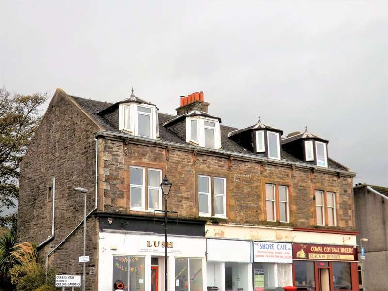 2 Bedrooms Flat for sale in 1 Stewart Street, Kirn, Dunoon, PA23 8DS