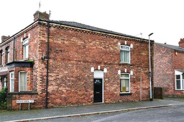 1 Bedroom Apartment Flat for sale in Woolden Street, Pemberton