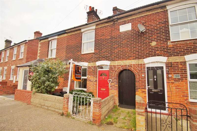 3 Bedrooms Terraced House for sale in Bergholt Road, Colchester