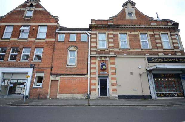 2 Bedrooms Apartment Flat for sale in London House, Pickford Street, Aldershot