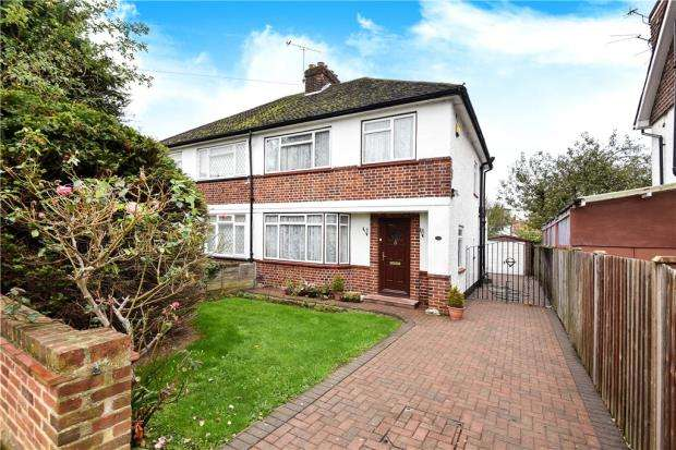 3 Bedrooms Semi Detached House for sale in Haymill Road, Slough, Berkshire