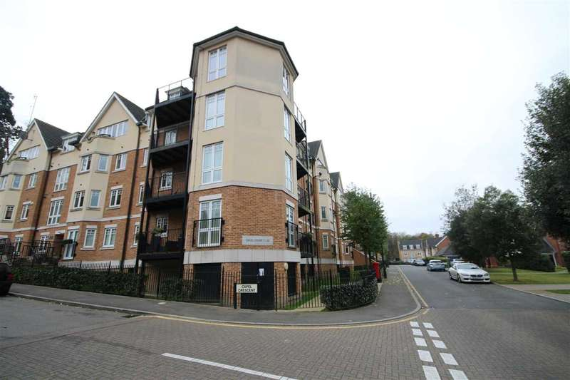 2 Bedrooms Flat for sale in Casel Court, Stanmore, HA7.