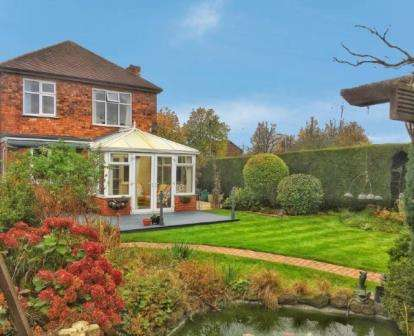 3 Bedrooms Detached House for sale in Stapleford Road, Trowell, Nottingham
