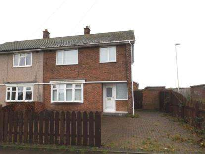 3 Bedrooms Semi Detached House for sale in Emley Moor Road, Darlington